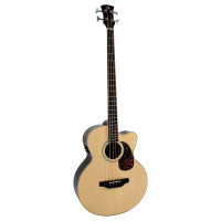 Soundsation BCE-500R Acoustic Bass w/Bag