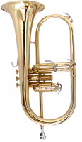 Soundsation Bb SOPRANO FLUGELHORN model SFLH-10G