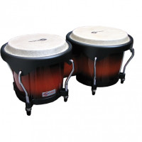 "Soundsation SB01-SB 6""+7"" BONGOS SUNBURST"