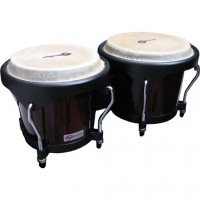 "Soundsation SB01-DW 6""+7"" BONGOS DARK WOOD"