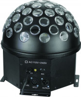 Soundsation CB40-3W Crystal Ball LED RGB