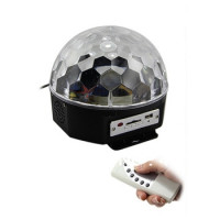 Music Crystal Ball USB Player Soundsation CB140