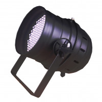 LED Par64 Light Projector 177 LED F 10mm Soundsation PAR64B-Entry