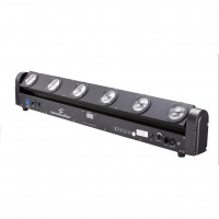 Moving Led Beam Bar with 6 RGBW 10W LEDs Soundsation BEAM-988-10W-6