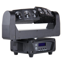 LED Double Heads Beam Moving Head Light Soundsation MHL-DH