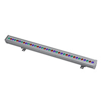 24*4W RGBW (4in1) LEDs, IP65 Wall Washer 100cm bar Soundsation WW-24W-4-IP65