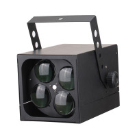 LED Rock Double Lens Effect Light Soundsation EL240-3