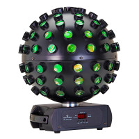 LED Magic Ball 5x18W Soundsation MBL-5-18W-6IN1